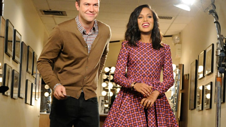 Kerry Washington Shows 'SNL' What It's Been Missing