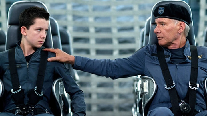 'Ender's Game' Leads Film Newcomers