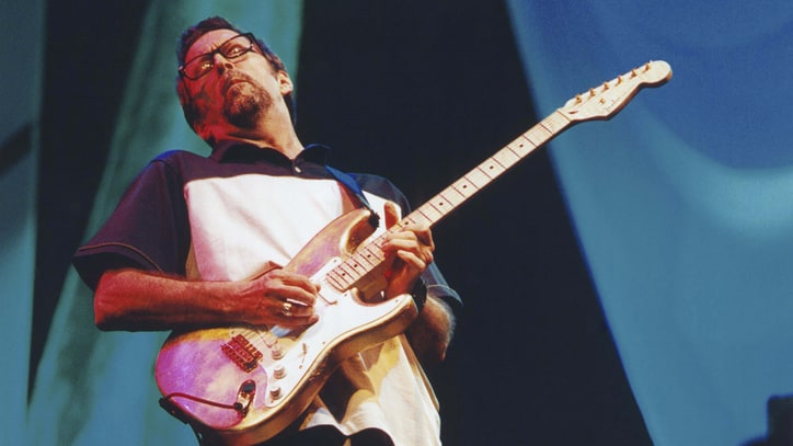 Clapton's Guitar Summit