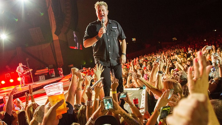 Rascal Flatts Announce Riot Tour 2015 With Opener Scotty McCreery