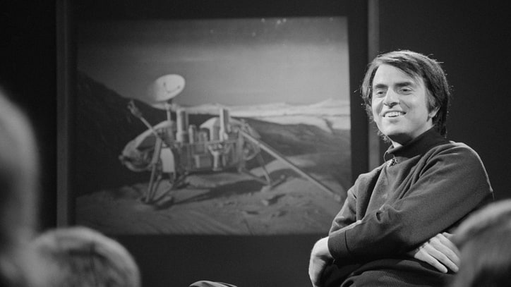 Carl Sagan: Life on Other Planets?