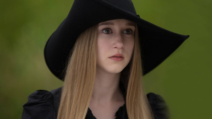 Taissa Farmiga Has Special Powers
