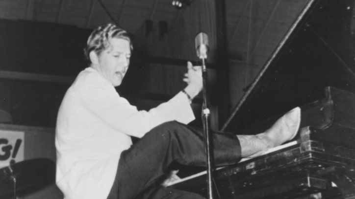 Flashback: Jerry Lee Lewis Drops an F-Bomb on the Grand Ole Opry