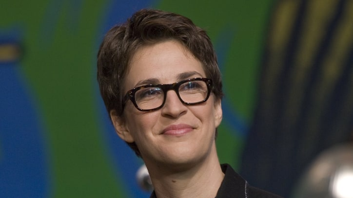 Is Rachel Maddow the Savior?