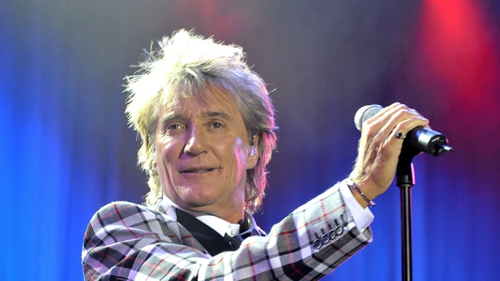 King of Blue-Eyed Soul: Rod Stewart Covers the R&B Greats