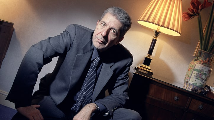 Leonard Cohen, Down From the Mountain