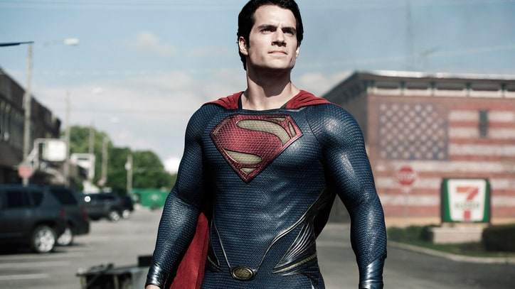 'Man of Steel' Sequel Could Include Wonder Woman, the Flash