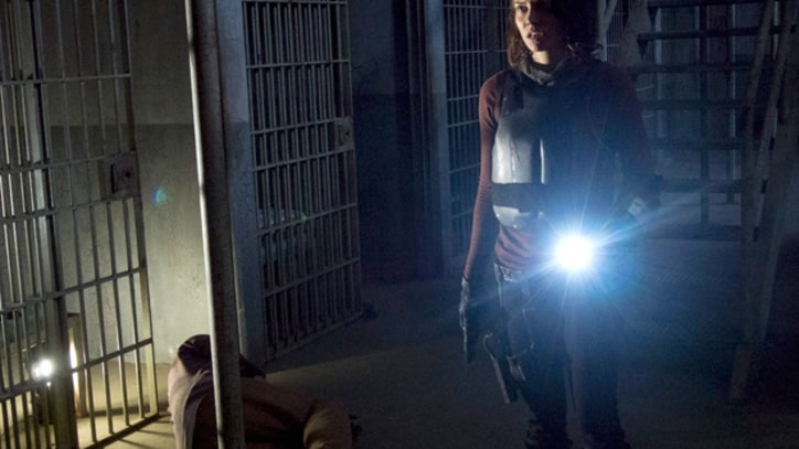 'Walking Dead' Recap: The Flu and the Zombies Pummel the Prison