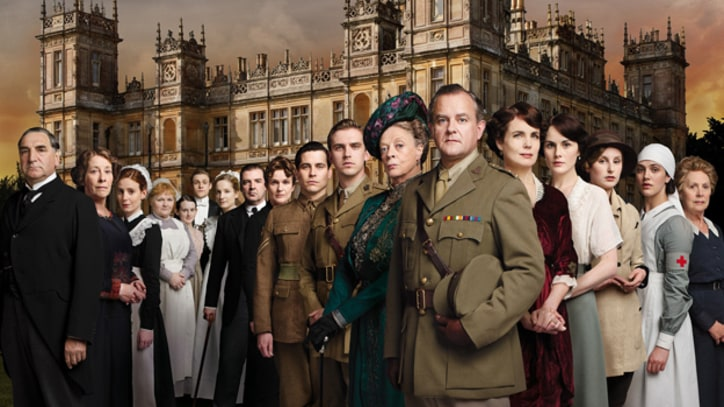 'Downton Abbey' Will Return for a Fifth Season
