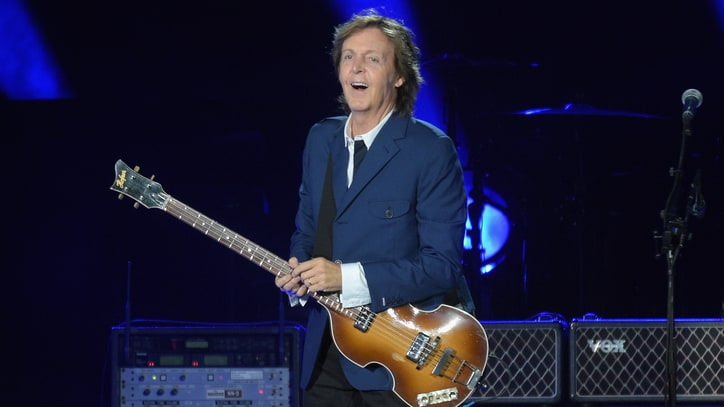 Paul McCartney's Star-Studded MusiCares Tribute Headed to Blu-ray and DVD