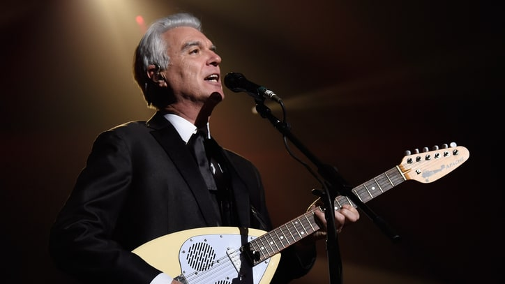 David Byrne Enlists St. Vincent, Kelis, Nelly Furtado for Colorguard Concerts