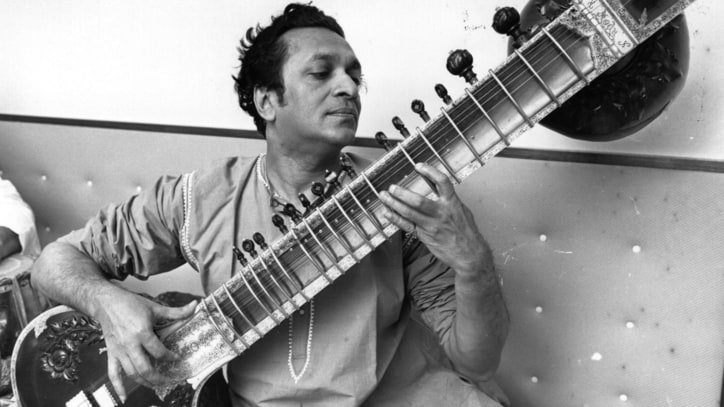 Ravi Shankar: The Rolling Stone Interview