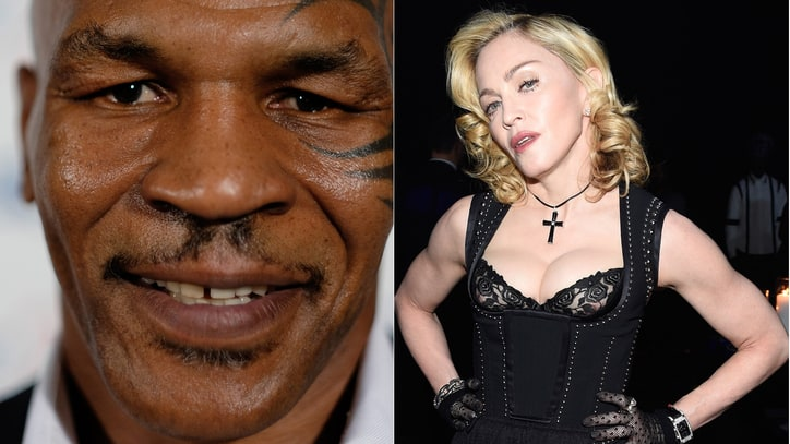 Mike Tyson Talks 'Intense, Crazy' Cameo on Madonna's 'Rebel Heart' LP