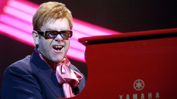 Elton John: Sir Bitch Is Back