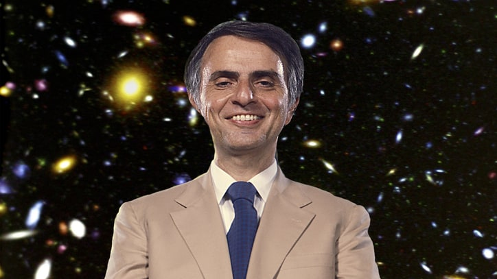 The Cosmos: An Interview With Carl Sagan