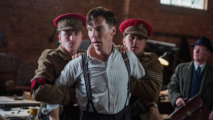 Benedict Cumberbatch on Cracking 'Imitation Game''s Code