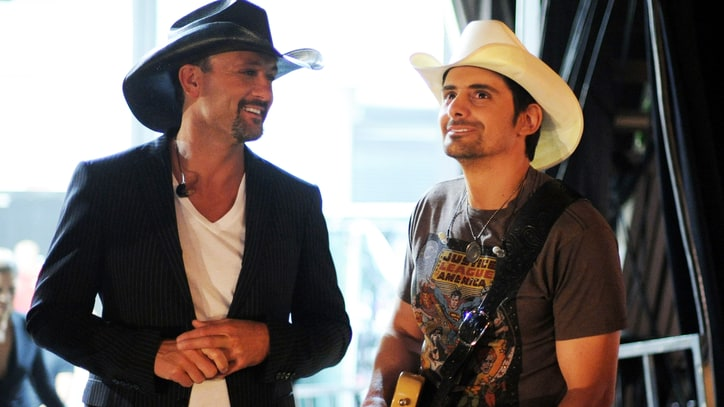Tim McGraw, Brad Paisley Lead 2015 iHeartRadio Country Festival Lineup
