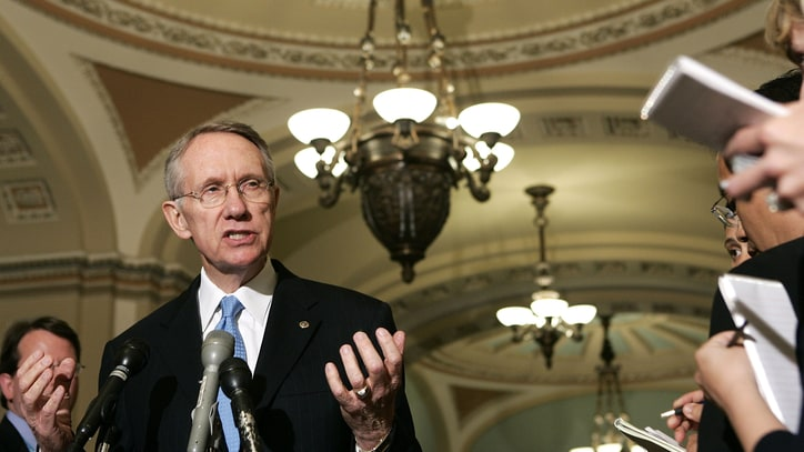 Harry Reid: The Gunslinger