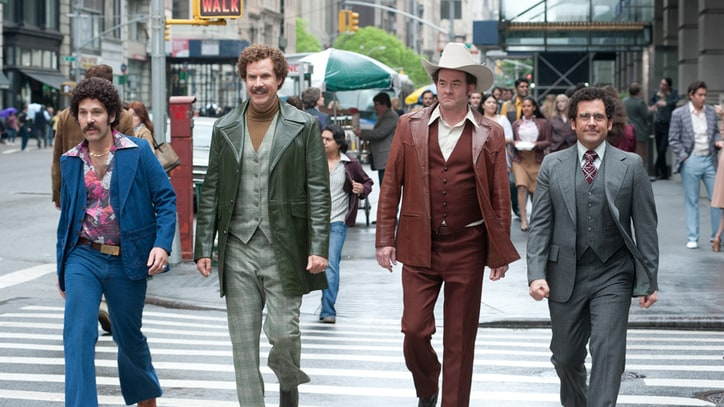 'Anchorman' Exhibit Opens in Washington D.C.