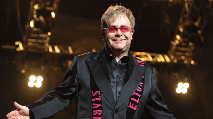 The Rolling Stone Interview: Elton John