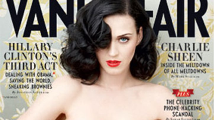 Katy Perry: 'I Didn't Have a Childhood'