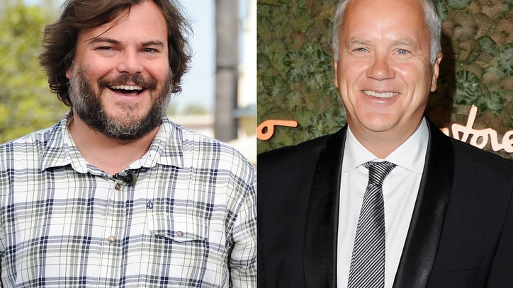 Jack Black and Tim Robbins Sign on for HBO Comedy