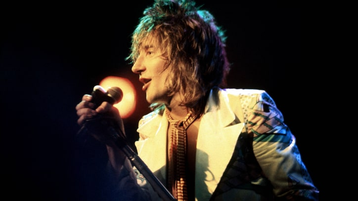 Rod Stewart: Many Faces