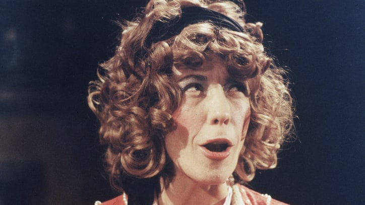 Backstage With Lily Tomlin and Her Brand-New Broadway Baby