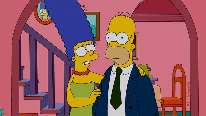 'The Simpsons' Ink Deal With FXX