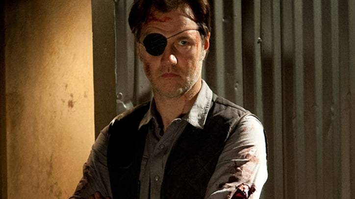 David Morrissey of 'The Walking Dead' on the Return of the Governor