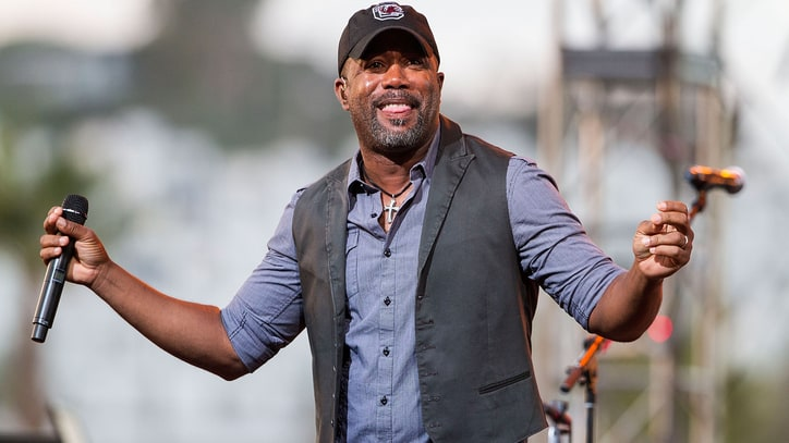 Darius Rucker: The Rock Transplants