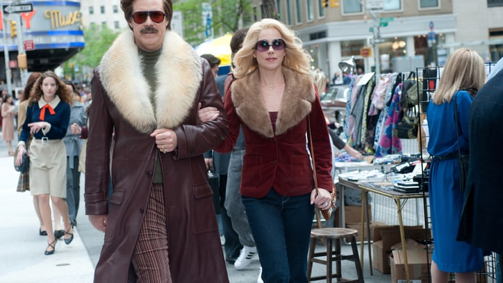 Ron Burgundy Lending His Name to Emerson College