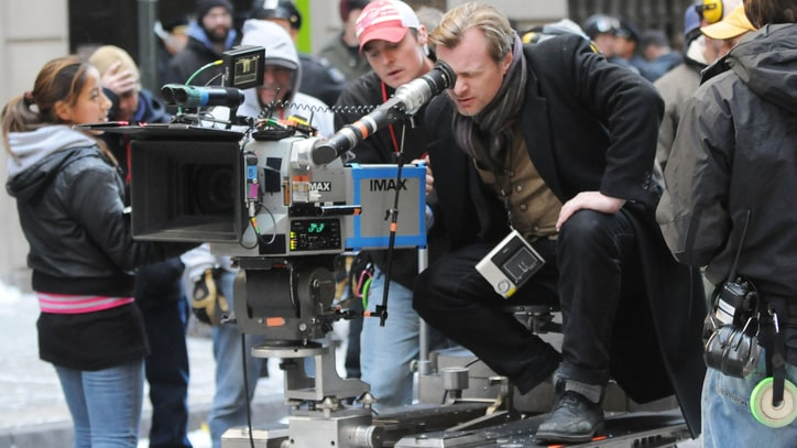 Q&A: Christopher Nolan