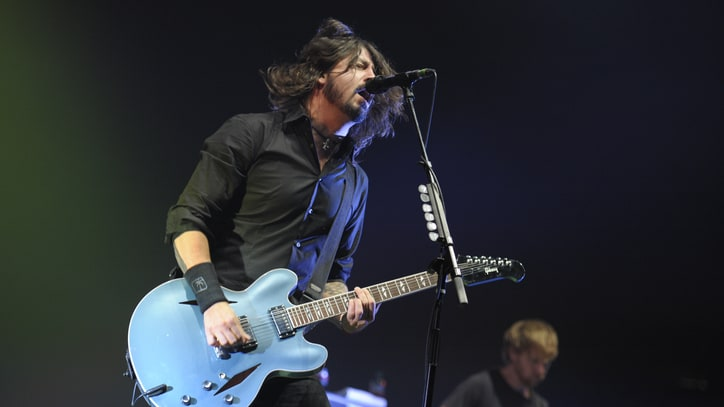 Q&A: Dave Grohl