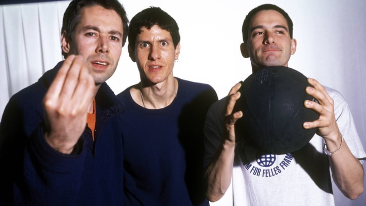 Artist of the Year: The Beastie Boys