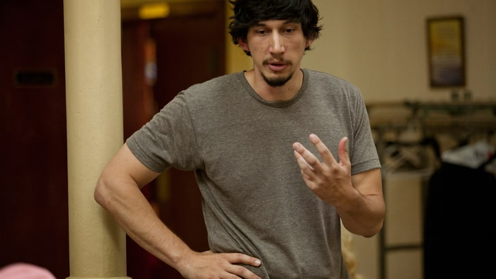 'Girls' Star Adam Driver: 'There's No Way I Can Watch the Series'