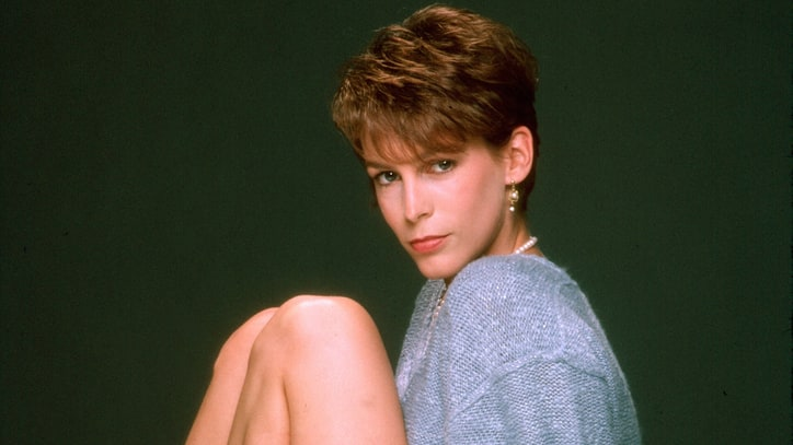 Jamie Lee Curtis Gets Serious