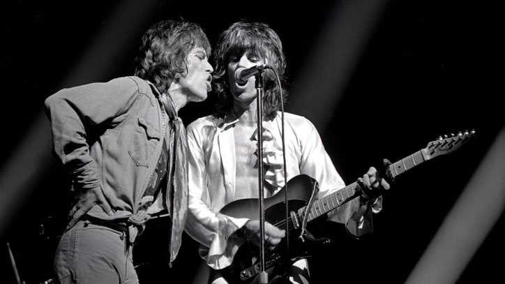 The Rolling Stones: On Tour