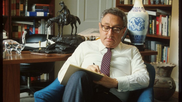 Kissinger's Indochina Obsession: Will He Bomb Again?