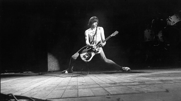 Rare Johnny Ramone Guitar Brings $71,000 at Auction