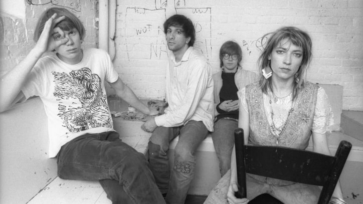 Hot Band: Sonic Youth