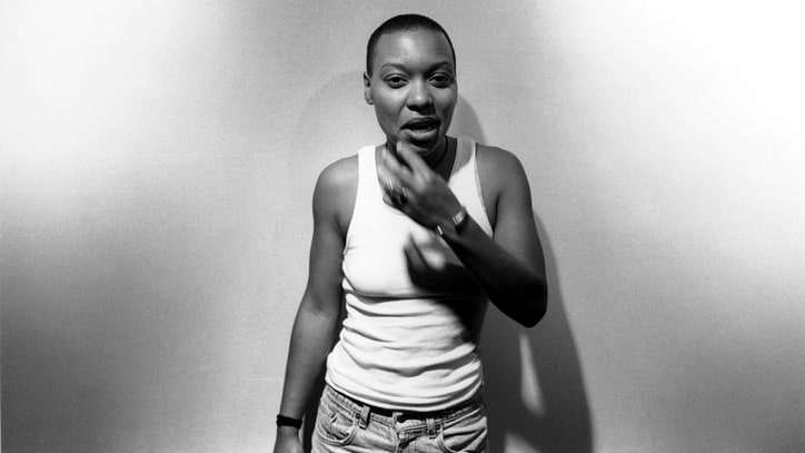 Me'Shell Ndegeocello: Black & Blue