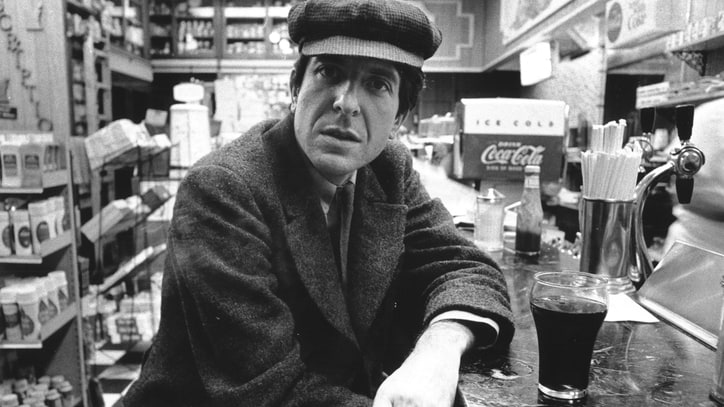 Leonard Cohen on Sunshine, His Love Life and Kurt Cobain's Suicide