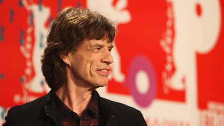 Q&A with Mick Jagger