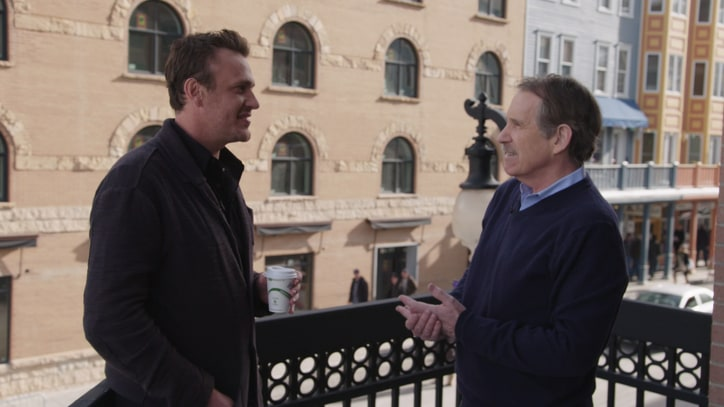 Sundance 2015: Jason Segel and Peter Travers Talk 'End of the Tour'