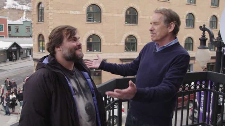 Sundance 2015: Jack Black Rides the 'D Train'