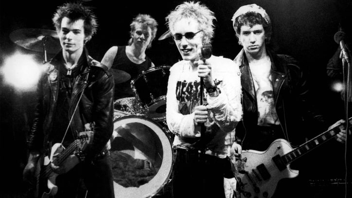 The Sex Pistols' Rock & Roll Swindles