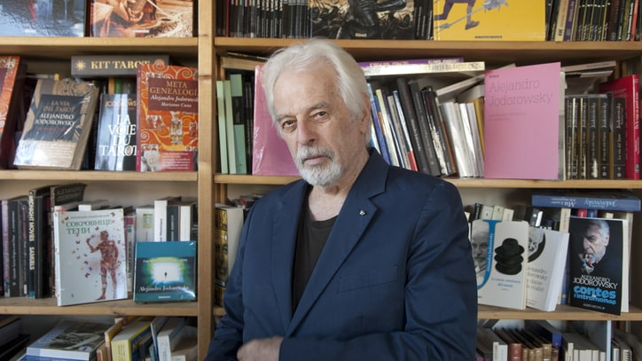 Jodorowsky's Magic Mountain: On Location with the Creator of 'El Topo'