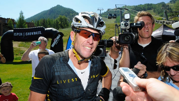 J.J. Abrams' Lance Armstrong Movie Races Toward the Finish Line