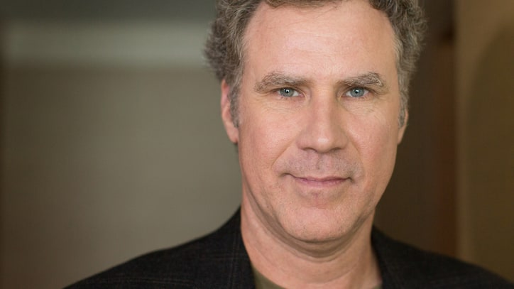 Will Ferrell on Working With Kanye, Meeting Kim on 'Anchorman 2' Set